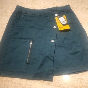 Dark green G-star skirt